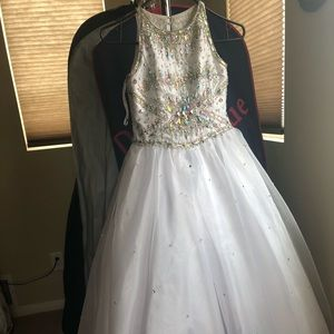 Other - Little Rosie Long Pageant Gown